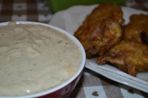 Granny's Fried Chicken and Papa's Gravy