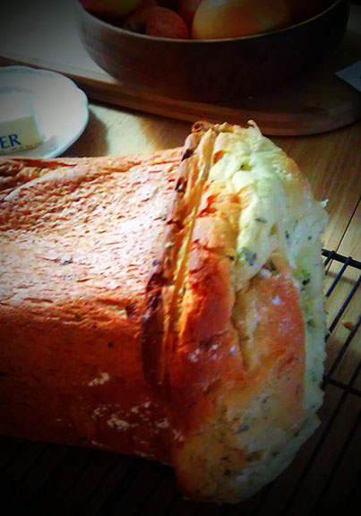 Fresh Baked Bread