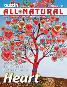 Austin All Natural Magazine Feb 2013