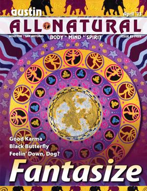 Austin All Natural Magazine