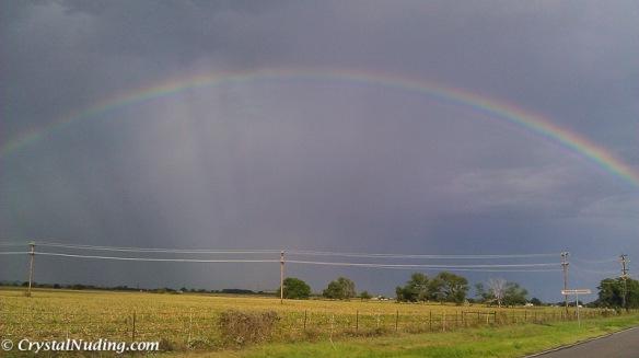 Full Rainbow Horizon